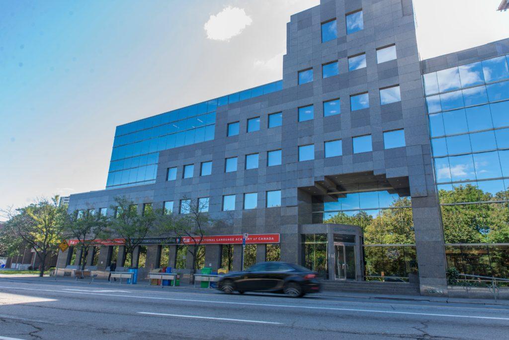 O campus da ILAC em Toronto teve que ser fechado, assim como o localizado em Vancouver