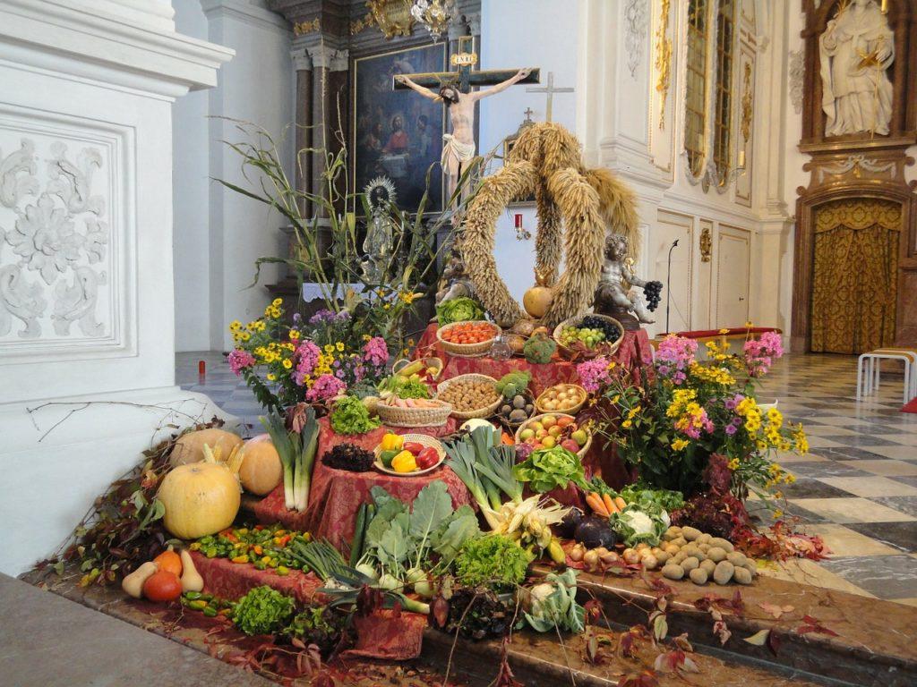 Ação de Graças e Desgraça Nativa.